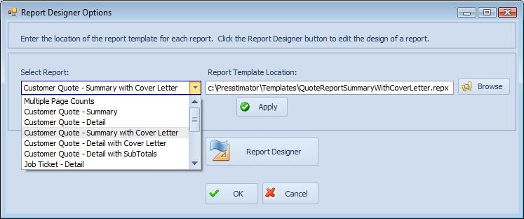 Presstimator - Print Estimating Software for Newspapers and ...